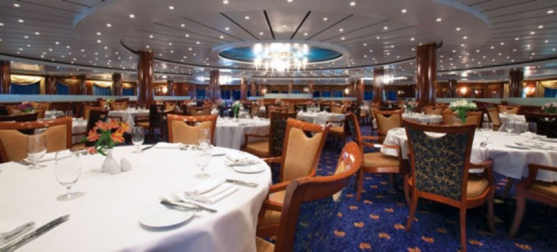 Seven Seas Main Dining Room