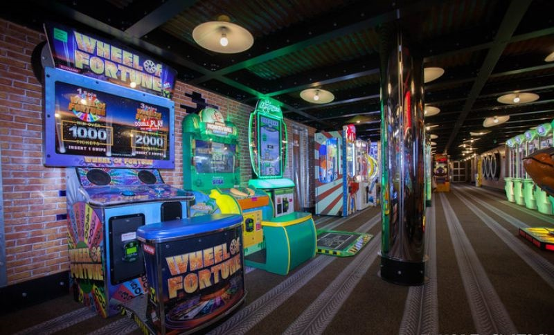 The Warehouse Video Arcade