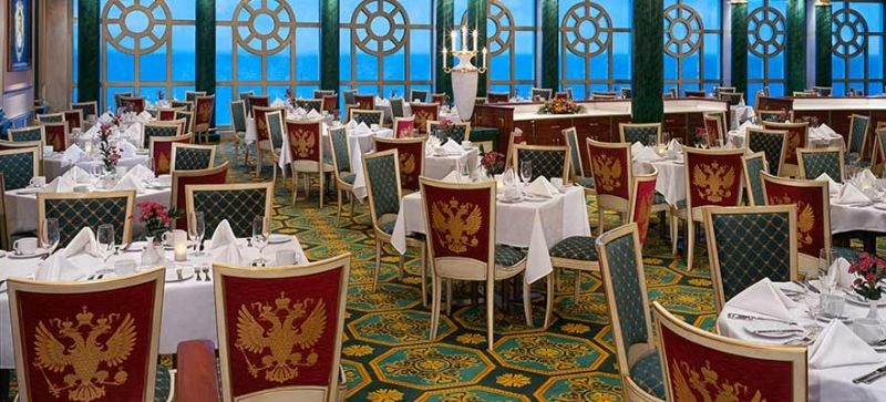 Tsar's Palace (Main Dining Room)